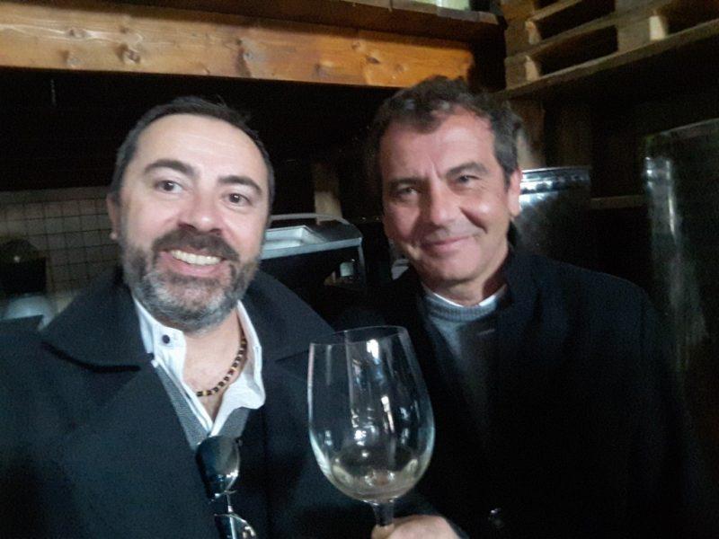 Marco Marotta and Tommaso Babbo